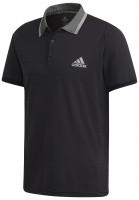 Polo marškinėliai vyrams Adidas M T Freelift Polo - black/grey three