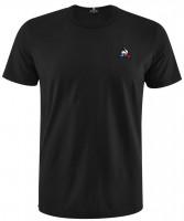 Męski T-Shirt Le Coq Sportif ESS Tee SS No.2 M - black