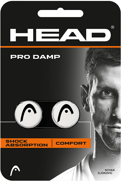 Vibrastop Head Pro Damp - white