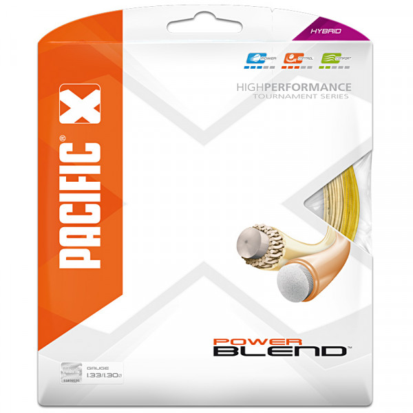 Tennis String Pacific Poly Power Blend (12,2 m)