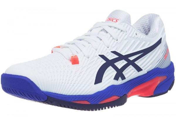 Damskie buty tenisowe Asics Solution Speed FF 2 W - white/peacoat