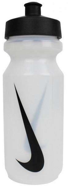 Ūdens pudele Bidon Nike Big Mouth Water Bottle 0,50L - clear/black