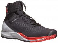 Męskie buty tenisowe Wilson Amplifeel 2.0 - black/pearl blue/infrared