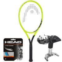 Rakieta tenisowa Head Graphene 360 Extreme PRO + naciąg + usługa serwisowa