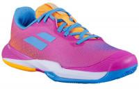 Juniorskie buty tenisowe Babolat Jet Match 3 Clay Junior - hot pink