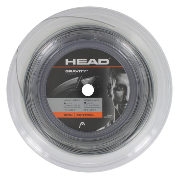 Naciąg tenisowy Head Gravity (108 m/92 m)