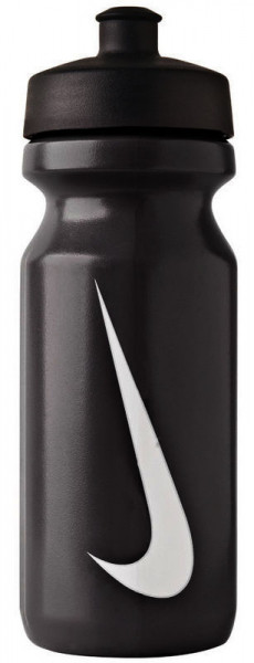 Ūdens pudele Bidon Nike Big Mouth Water Bottle 0,65L - black/white