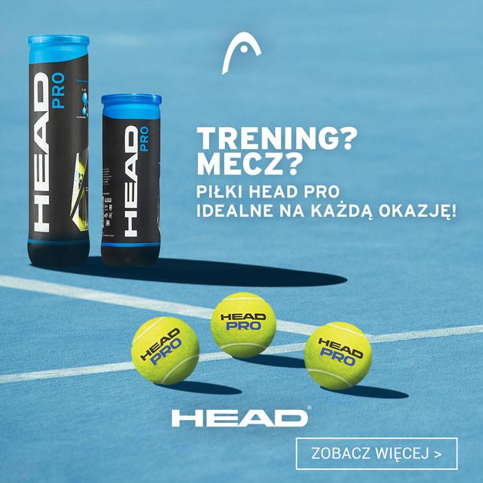 Piłki tenisowe HEAD PRO