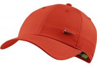 Nike H86 Metal Swoosh Cap - team orange
