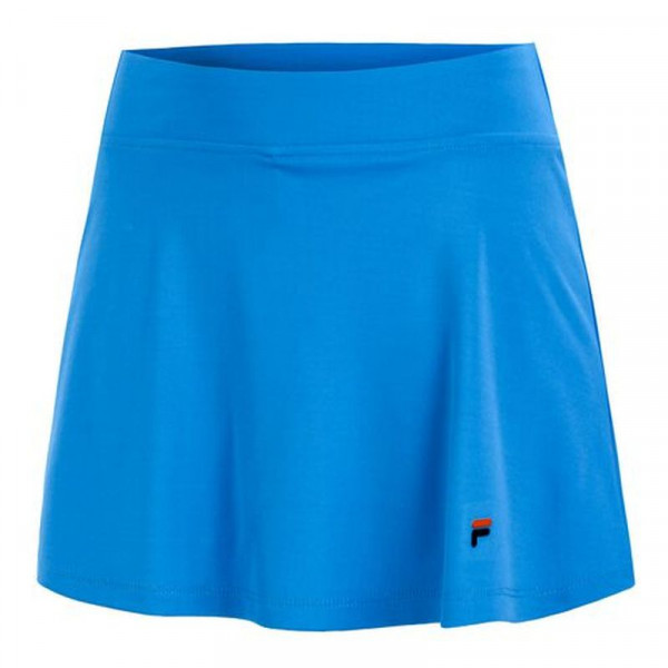 Damska spódniczka tenisowa Fila Skort Anna W - celestial blue
