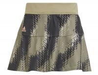 Tüdrukute seelik Adidas US Open Skirt G - orbit green/black
