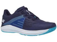 Męskie buty tenisowe Wilson Kaos 3.0 - peacoat/white/scuba blue