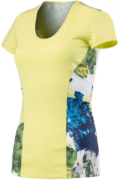 Head Vision Graphic Shirt G - celery green