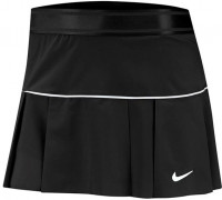 Damska spódniczka tenisowa Nike Court Victory Skirt W - black/white/black