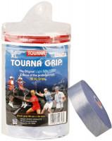 Owijki tenisowe Tourna Grip XL Dry Feel (50 szt.) - blue