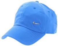 Nike H86 Metal Swoosh Cap - pacific blue