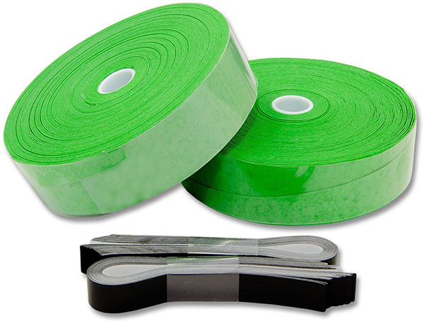 Owijki tenisowe Prince Dry Pro (30 szt.) - green