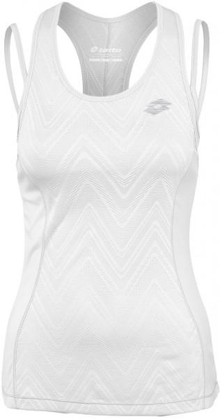 Naiste tennisetopp Lotto Nixia IV Tank + Bra - white