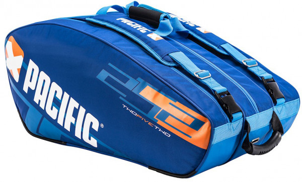 Pacific 252 12 Pack Pro Thermo Racquet Bag 2XL - blue