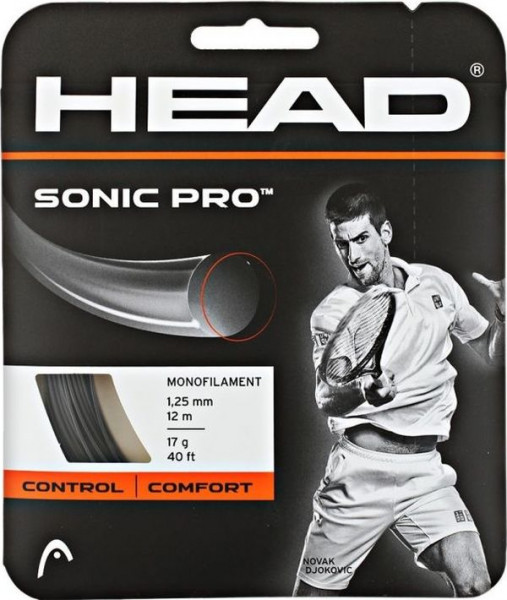 Teniso stygos Head Sonic Pro (12 m) - black