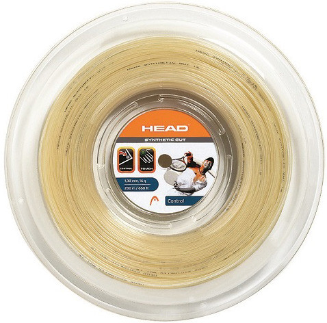 Head Synthetic Gut (200 m) - natural