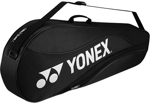 Torba Tenisowa Yonex Racquet Bag 3 Pack - black/silver