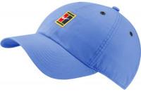 Czapka tenisowa Nike H86 Court Logo Cap - royal pulse