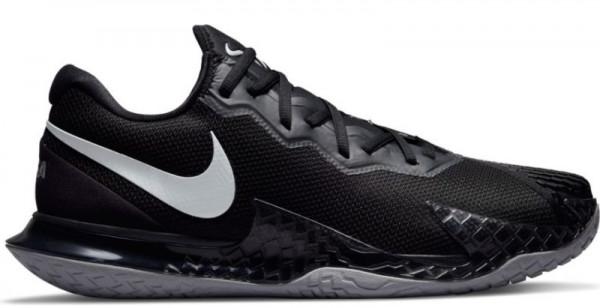 Meeste tennisetossud Nike Zoom Vapor Cage 4 Rafa - black/metalic silver