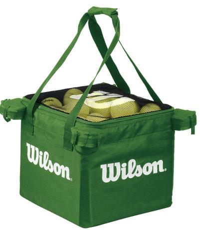 Wkład do Koszyka na Piłki Wilson Teaching Cart Lime