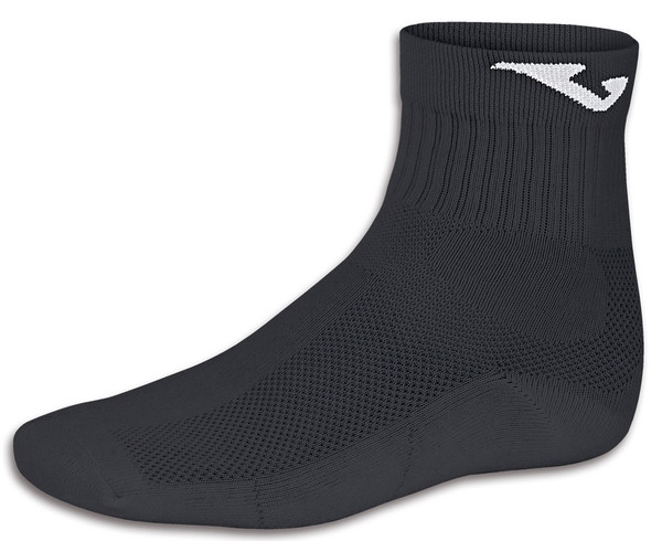 Čarape za tenis Joma Medium Sock - 1 para/black