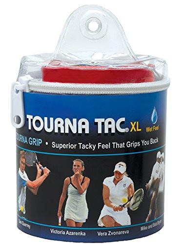 Owijki tenisowe Tourna Tac XL Tour Pack (30 szt.) - pink