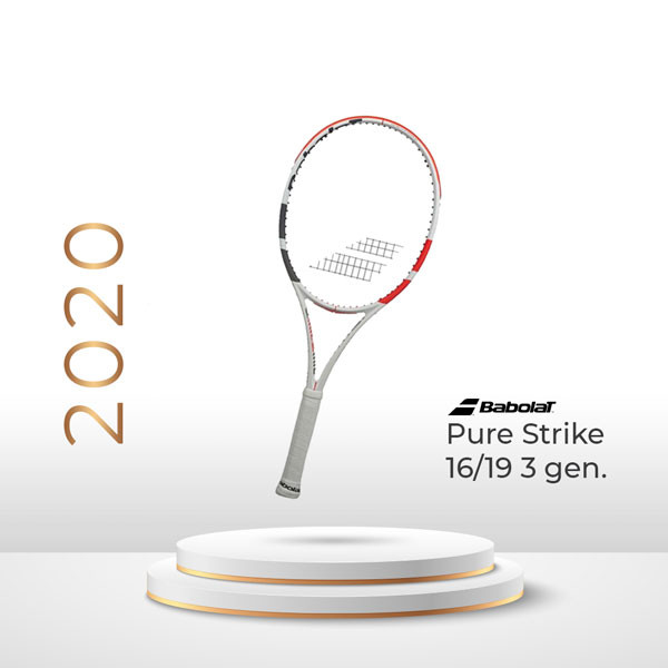 Babolat Pure Strike 16/19 3gen.