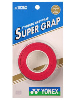Yonex Super Grap (3 vnt.) - red