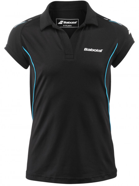Babolat Polo Match Match Girl - black