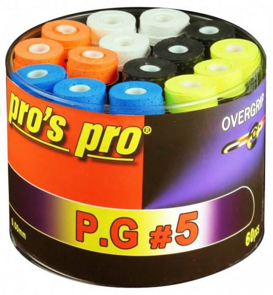 Pro's Pro P.G. 5 (60 szt.) - color