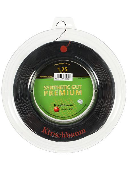 Tenisa stīgas Kirschbaum Synthetic Gut Premium (200 m)