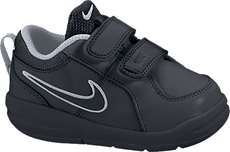 Juniorskie buty tenisowe Nike Pico 4 (TDV) - black/metallic silver