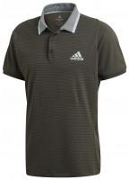 Polo marškinėliai vyrams Adidas Freelift Polo M - legend earth/green tint