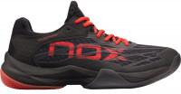 Muška obuća za padel NOX AT10 Lux - negro/rojo