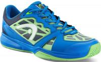 Buty do squasha Head Revolt Indoor - blue/neon green