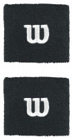 Wilson Wristbands Poignets - black