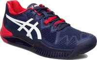 Męskie buty tenisowe Asics Gel-Resolution 8 - peacoat/white
