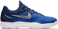 Nike Air Zoom Cage 3 - midnight navy/metallic silver