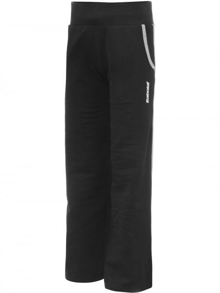 Spodnie dziewczęce Babolat Pant Training Girl - black