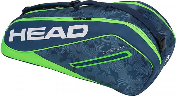 Head Tour Team 6R Combi - navy/green