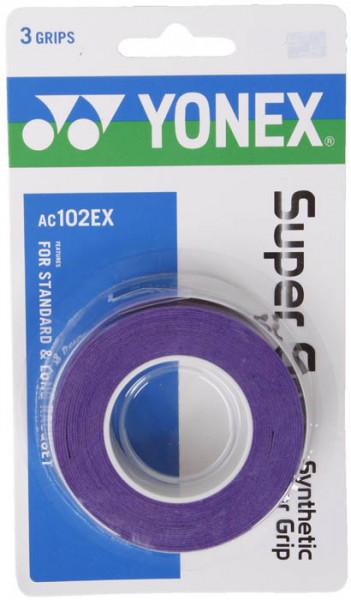 Yonex Super Grap 3P - purple