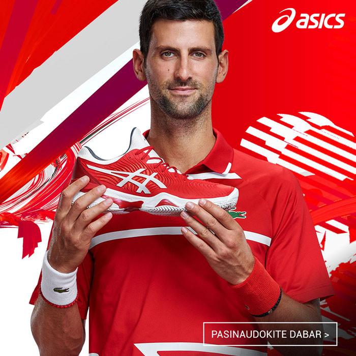 Asics - Novak Djokovic