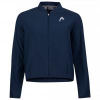 Ženski sportski pulover Head Lizzy Jacket W - dark blue