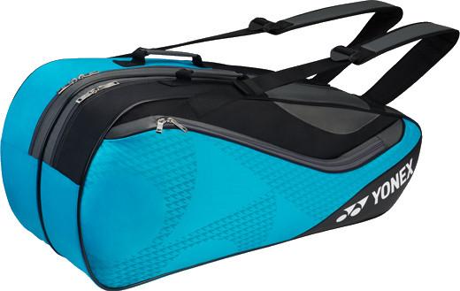 Yonex Racquet Bag 6 Pack - water blue