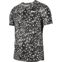 Męski T-Shirt Nike Court Challenger Top SS MB NT1 - gridiron/gridiron/white